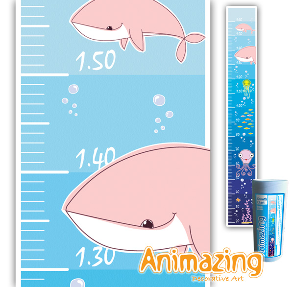 Animazing Growth Charts Whales
