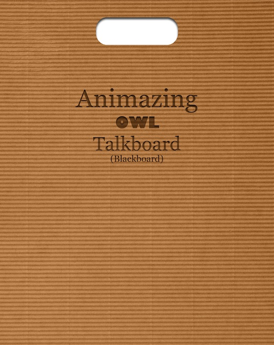 Talkboards Packaging
