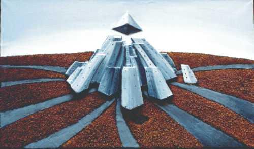 Piramide Teocratica